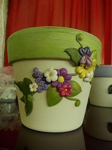 Decorare Vasi Di Terracotta.Decorare Un Vaso Di Terracotta Lachipper Com