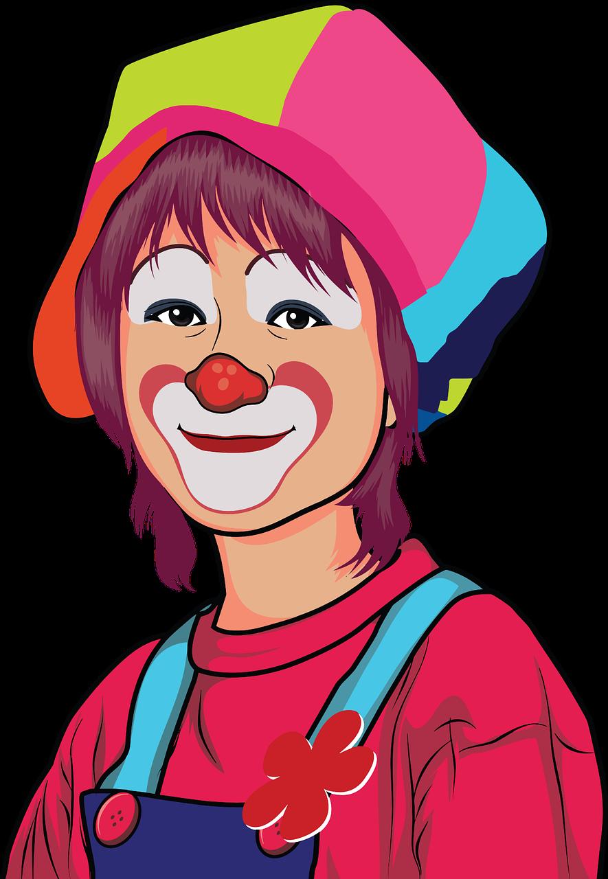 Come Fare Un Trucco Da Clown Per Carnevale Lachippercom